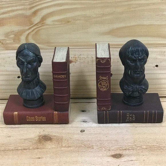 Disney Other - Haunted Mansion Authentic Bookends Limited Release